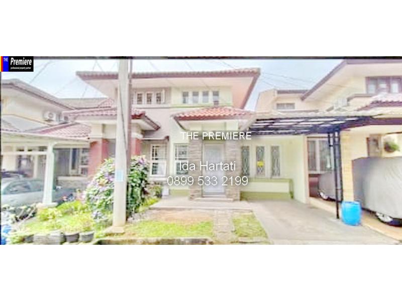 Rumah Cluster Fuul Renov TPP Karawaci Tangerang