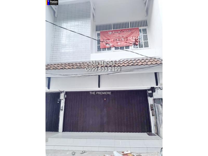 Ruko Disewa Jalan Utama Sunter Agung Jakarta Utara