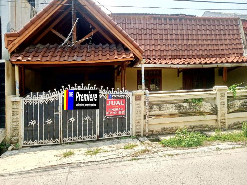 Rumah Dijual Murah bisa nego ok di Sukapura dekat RS Firdaus