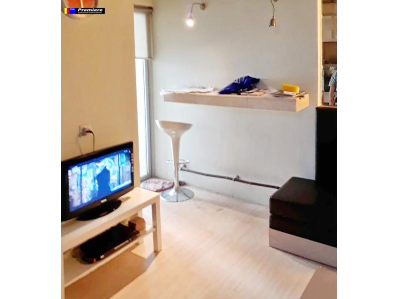 Dijual Apartemen Mediterania 2 kamar jadi 1 kamar Furnished di Kelapa Gading Jakarta Utara